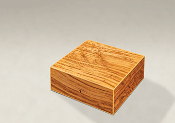 Tiger Oak Memory Boxes - Medium