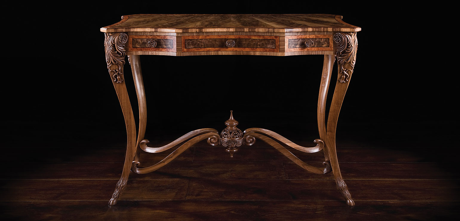 Sublime English furniture and decorative art