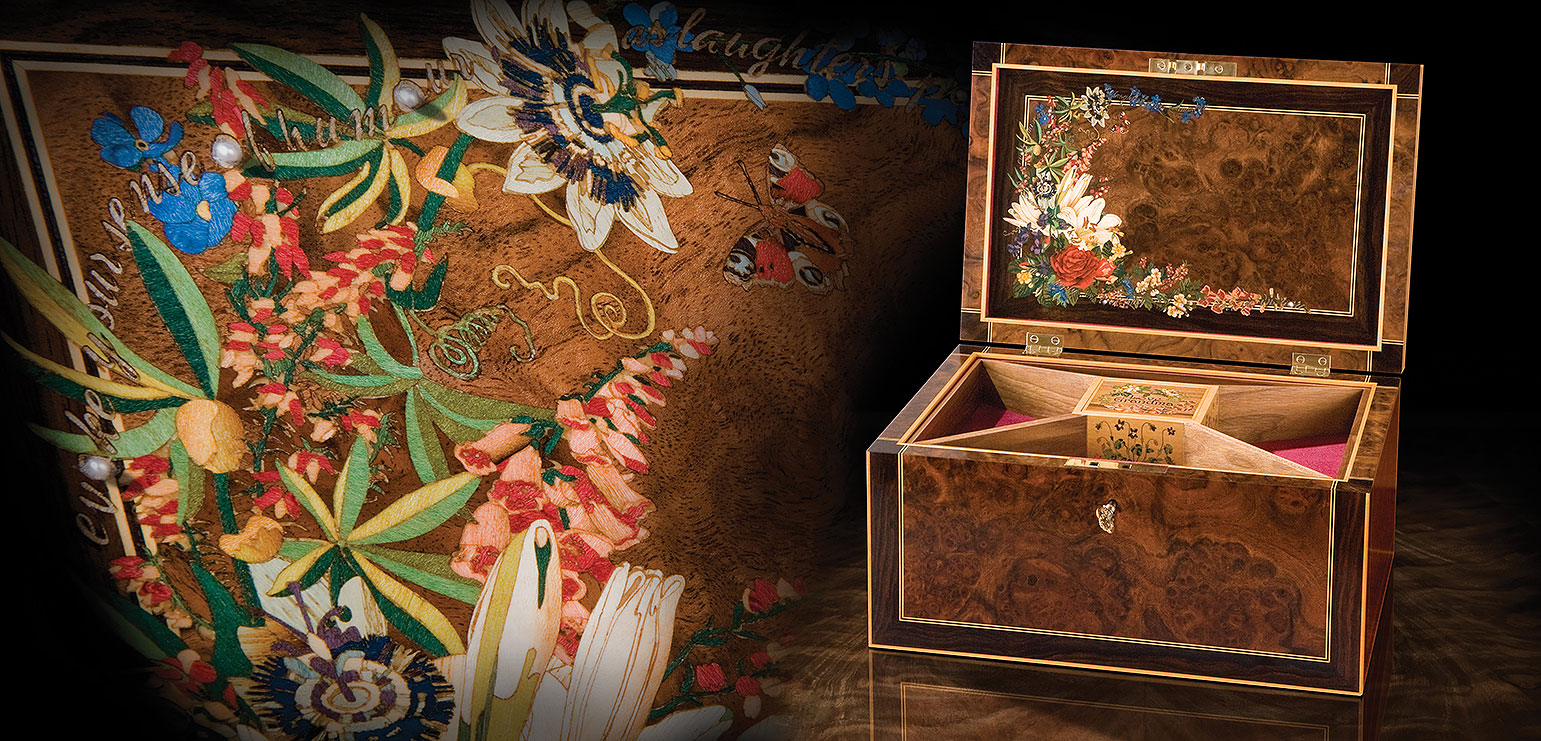 Exquisite Memory Boxes